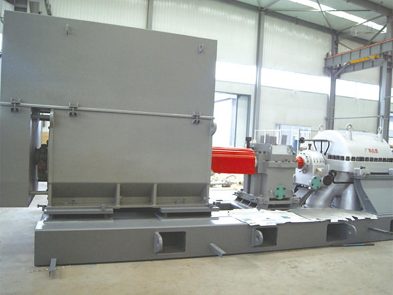 H-型离心式氯气压缩机